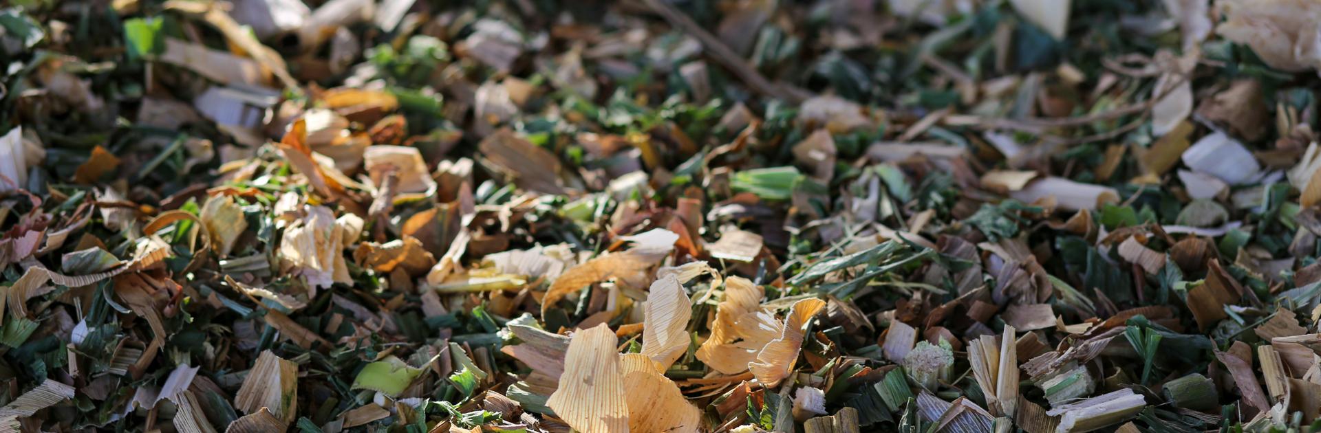Naerenergi groent bioaffald giver groen biogas